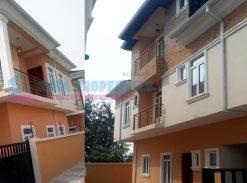 For sale 3 nos of 5 bedroom detached house @ ₦65million