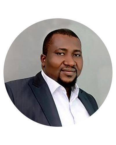 Mr Olawale Kolawole