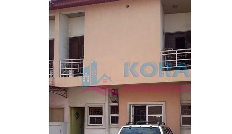 4BR terrace house
