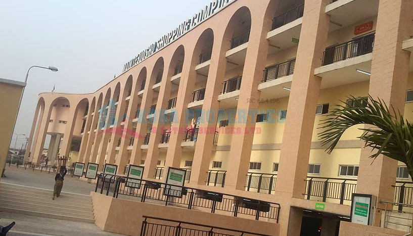 Shops For lease within new Tejuosho shopping Complex