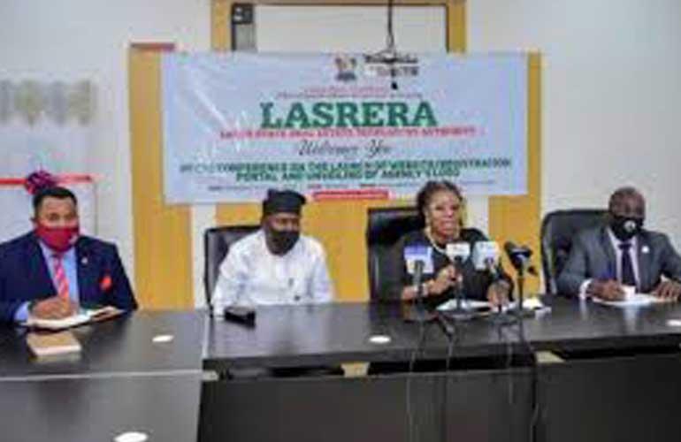 LASRERA unveils website, registration portal for real estate practitioners