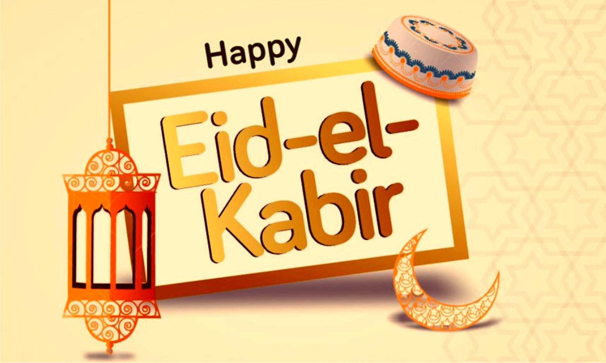 HAPPY EID EL-KABIR